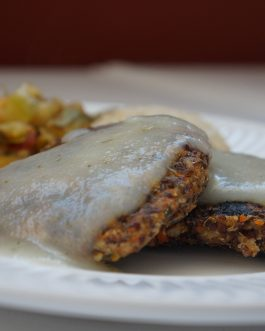 Pratos Low Carb – Hambúrguer de quinoa