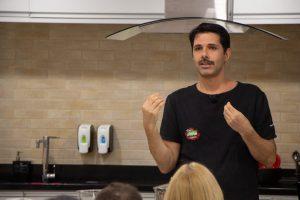 Curso de Culinária Saudável do Chef Felipe Nonato